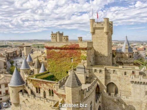 ۵ قلعه تاریخی در اسپانیا